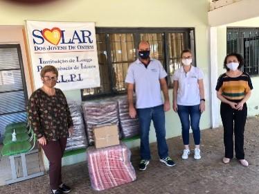 Campanha do Agasalho – FETCESP e COMJOVEM Regional de São Paulo finalizam entregas das doações