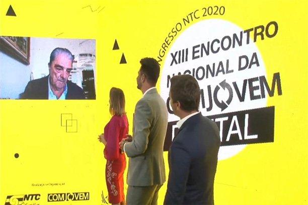 Com recorde de público, Congresso NTC 2020 - XIII Encontro Nacional da COMJOVEM acontece em ambiente digital