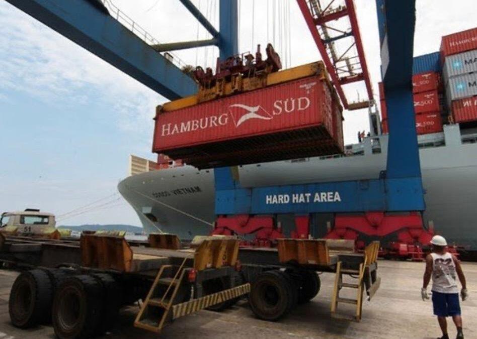 Porto de Santos tem a maior movimentação entre os portos públicos do País, diz Antaq