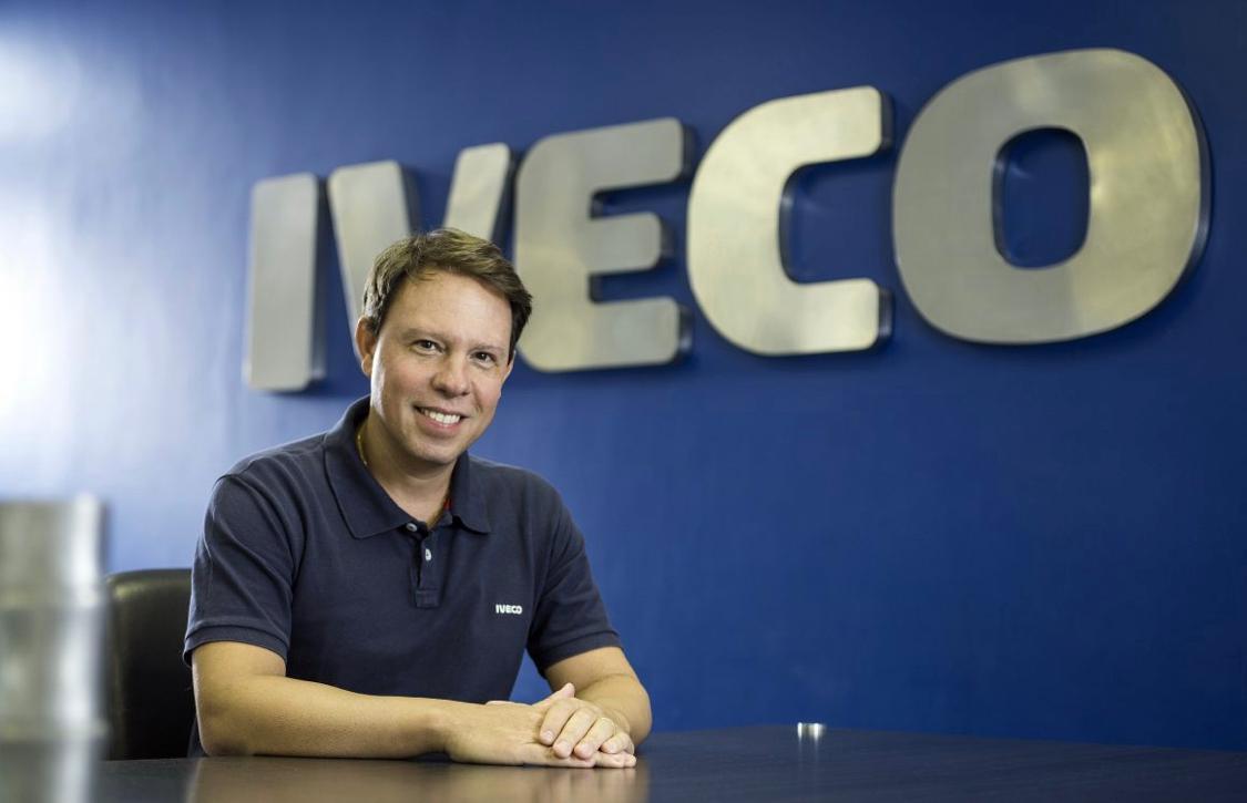 Caminhão a gás é boa opção no Brasil, diz Ricardo Barion, da Iveco