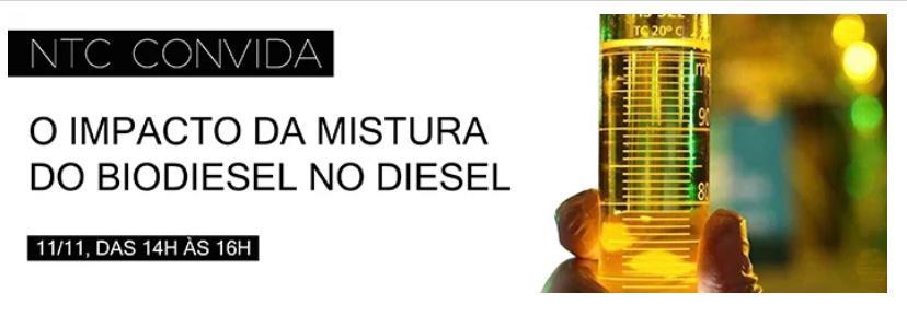 O Impacto da mistura do biodiesel no diesel