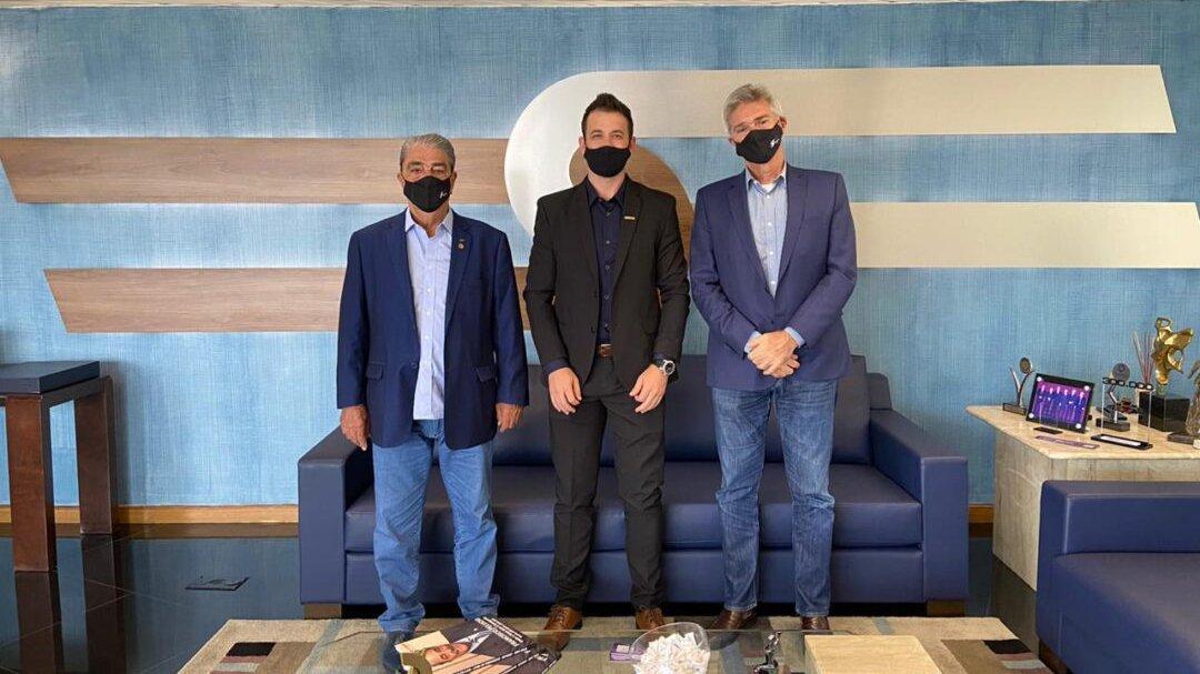 Geovani Serafim é o novo vice-coordenador nacional da COMJOVEM