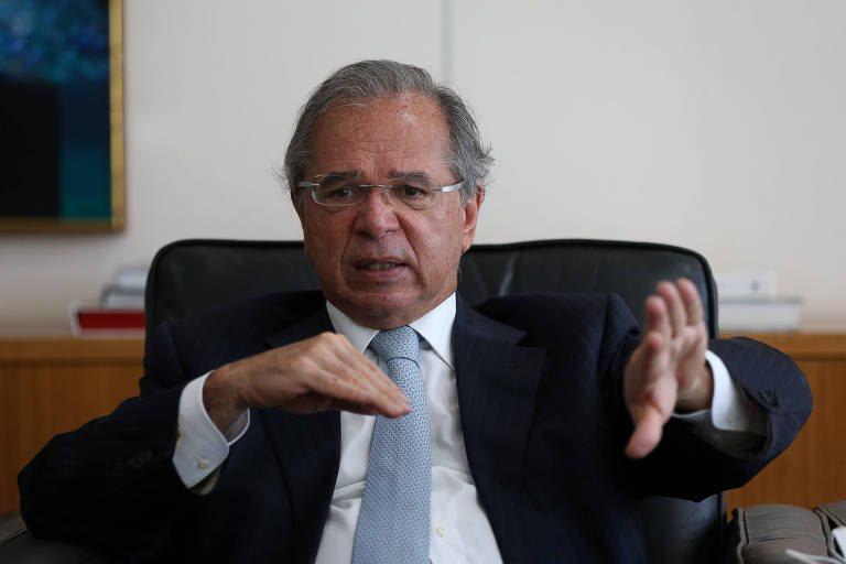 Reforma tributária não terá grande novidade, não é o momento de reforma ampla, diz Guedes